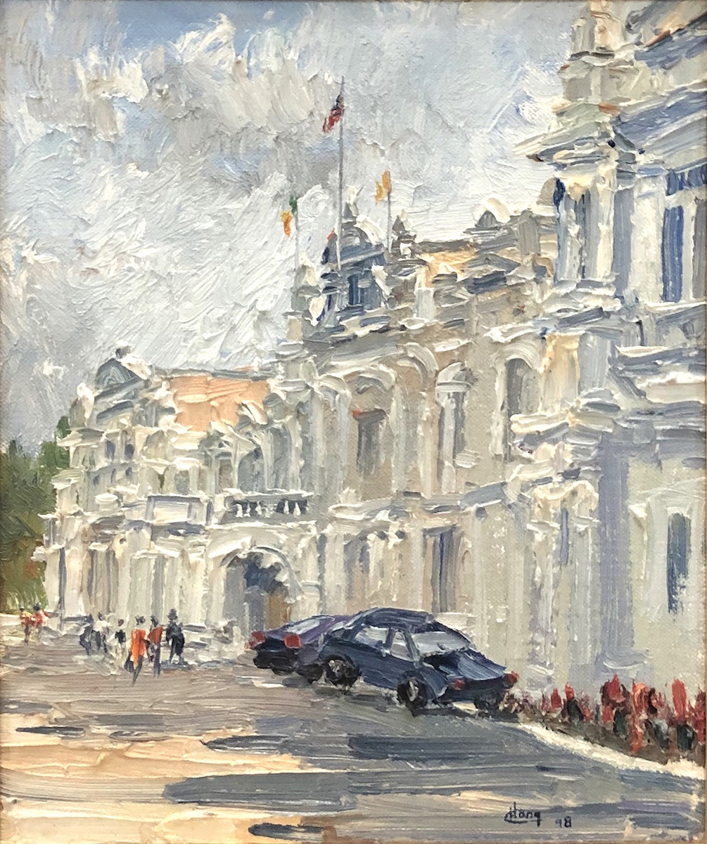 State Assembly Building, 1998 by Chong Hon Fatt