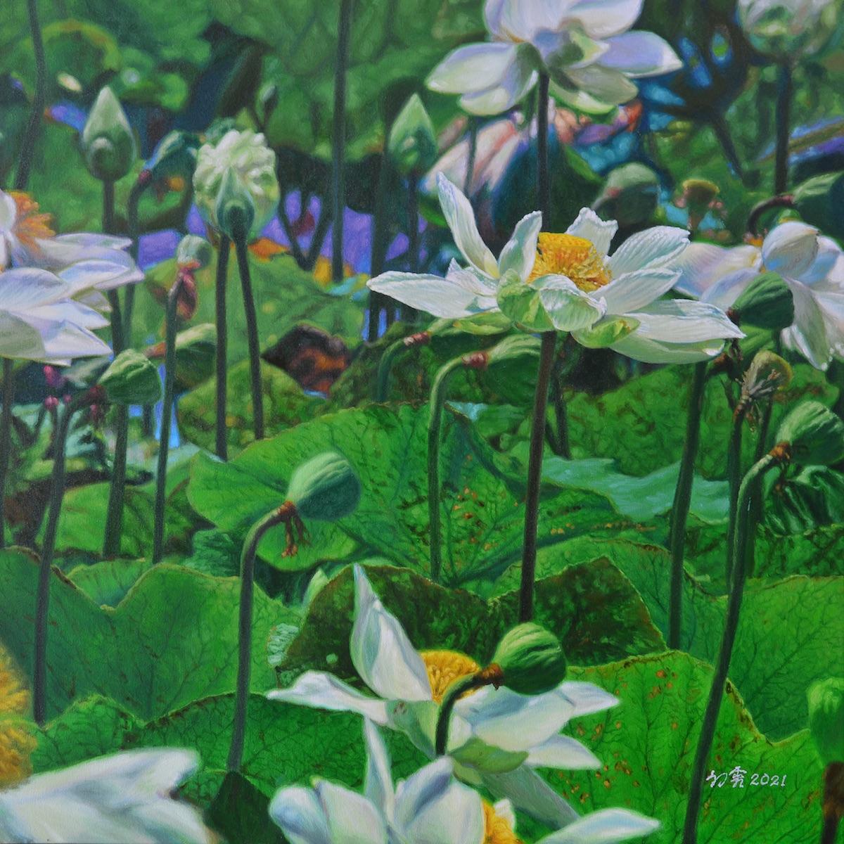 Lotus Tales, Hosba Story by Da Niu (CK Khor)