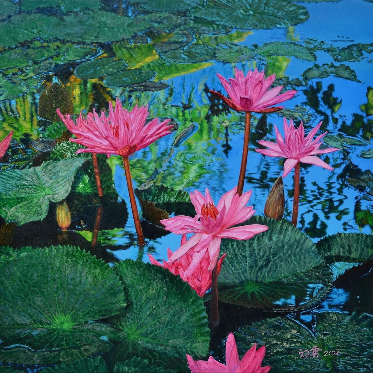 Secret Garden by Da Niu (CK Khor)