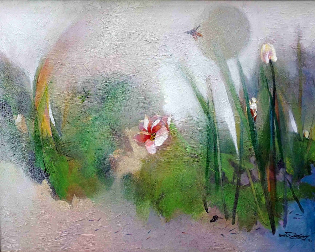 Whimsical Nature by Fong Kim Sing