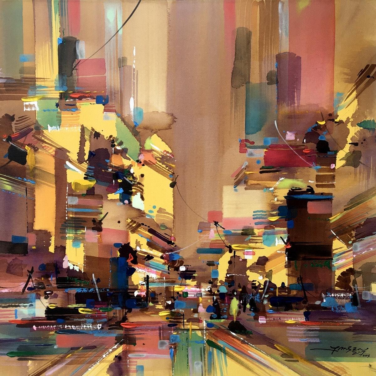 Uptown 1 by Jansen Chow