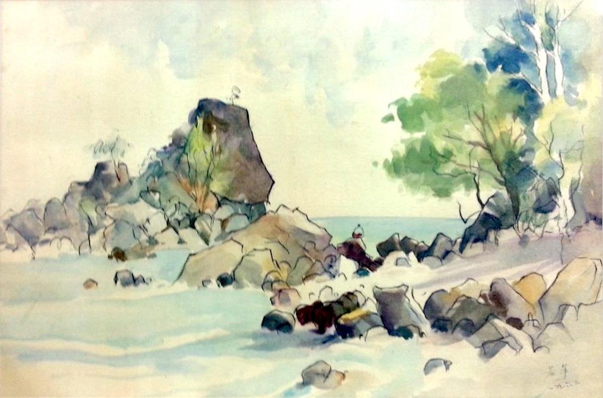Lovers' Isle 2 by Kuo Ju Ping