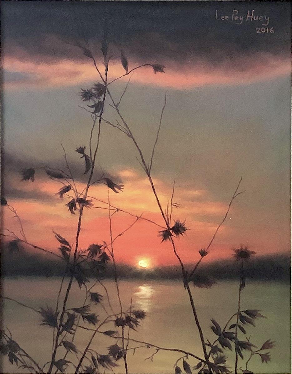 Life Awakens, 2016 by Lee Pey Huey (Jocelyn)