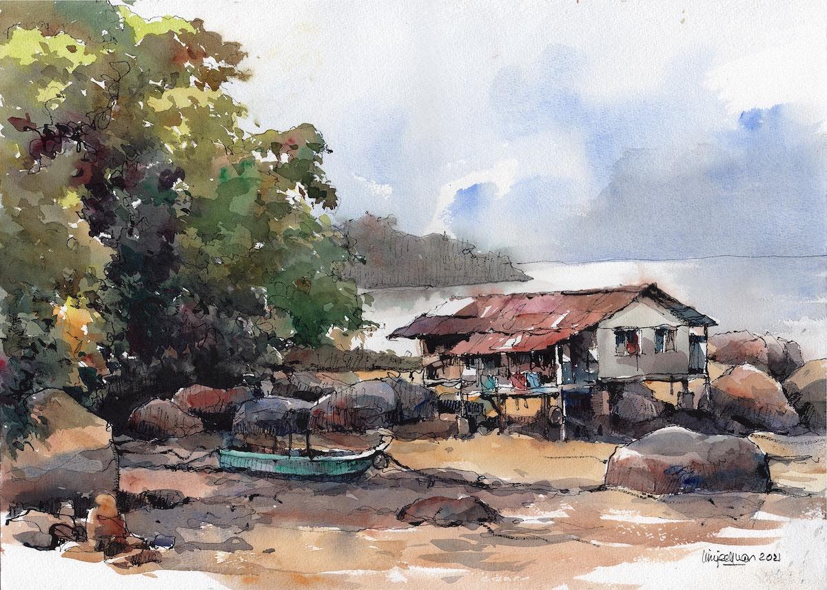 Permatang Damar Laut 3 by Lim Jee Yuan