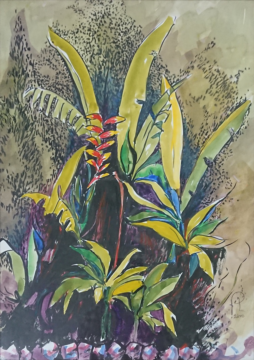Jungle Green by Peter Harris, MBE