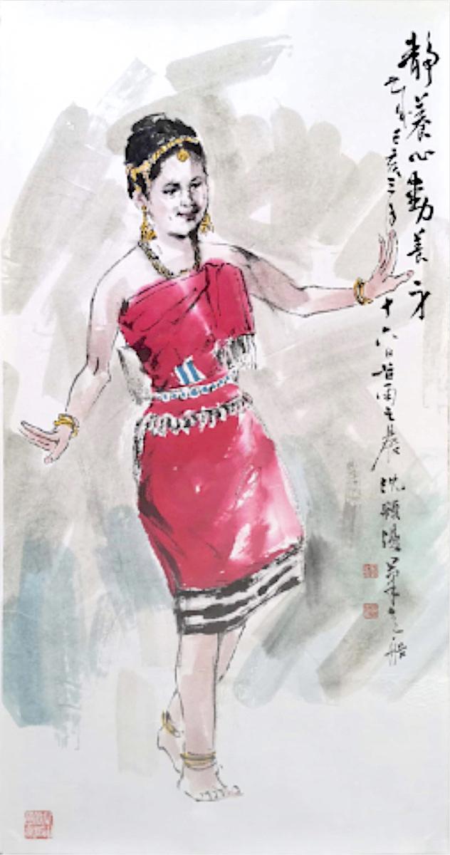 静养心,动养身 by Shen Ying ( 沈颖 )