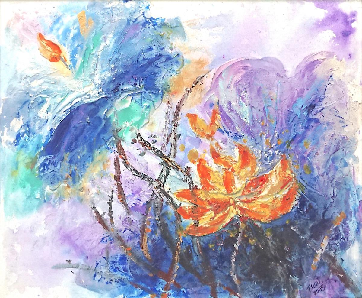 Lotus, 2005 by Chan Tat Wai