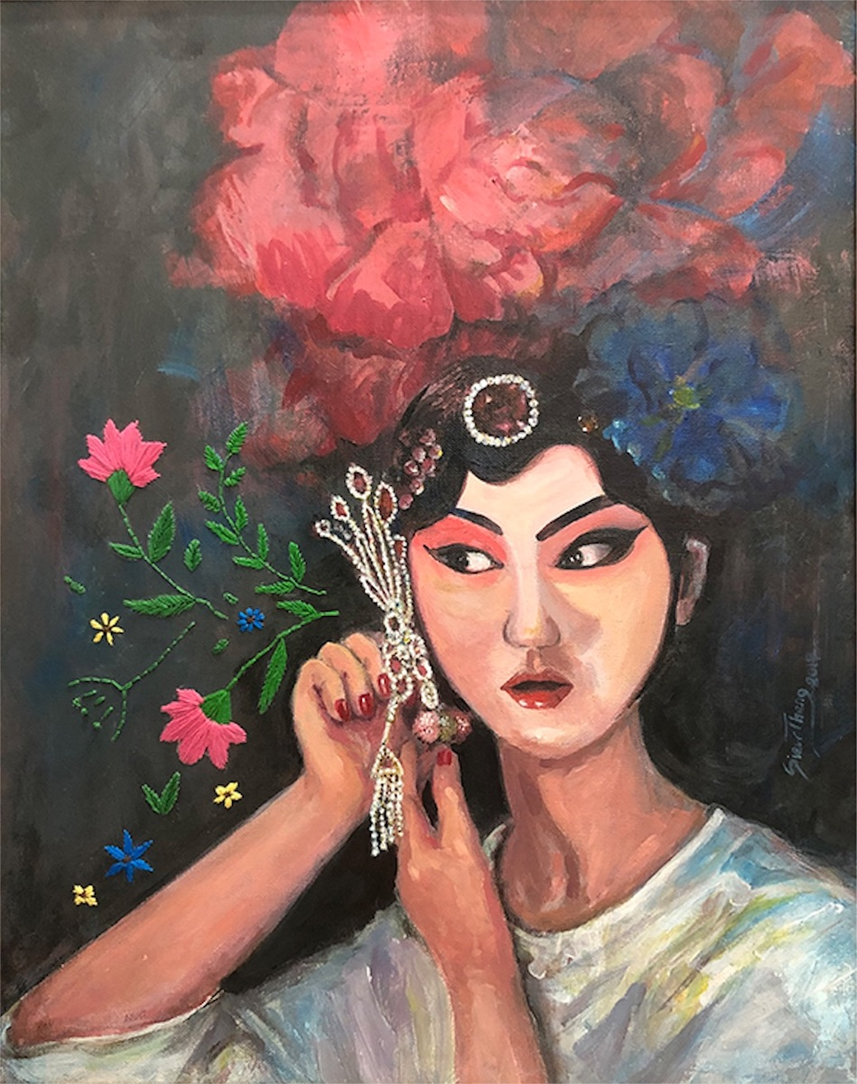My Origins, 2019 by Ng Siew Theng (Joanne)