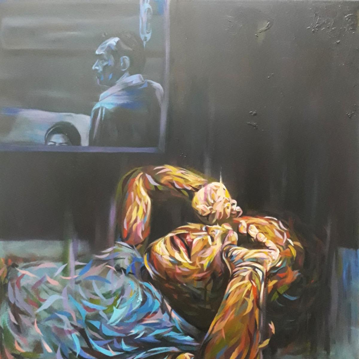 Solitary Series: 2 Narrative by Rais Azmi