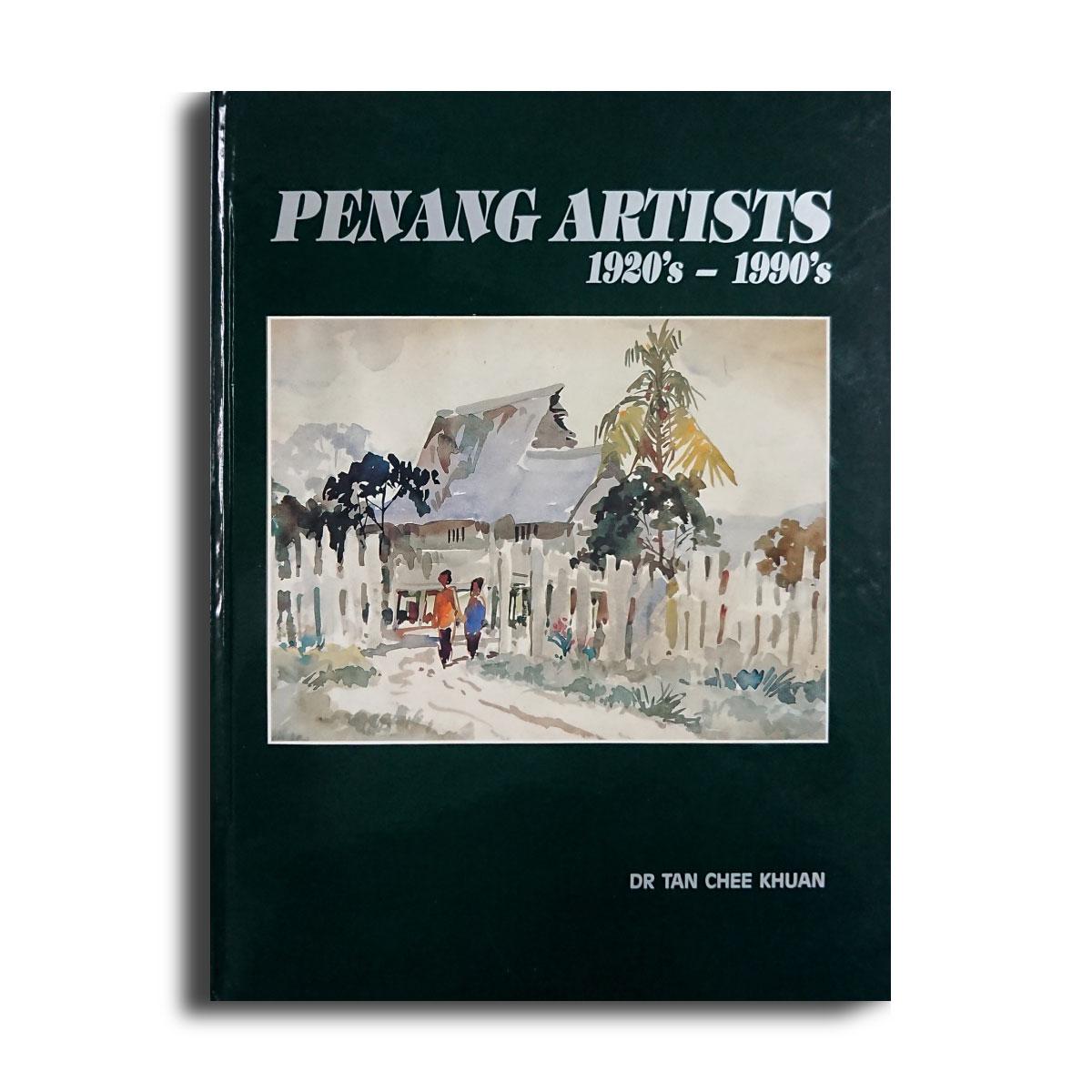 Penang Artists 1920's - 1990's