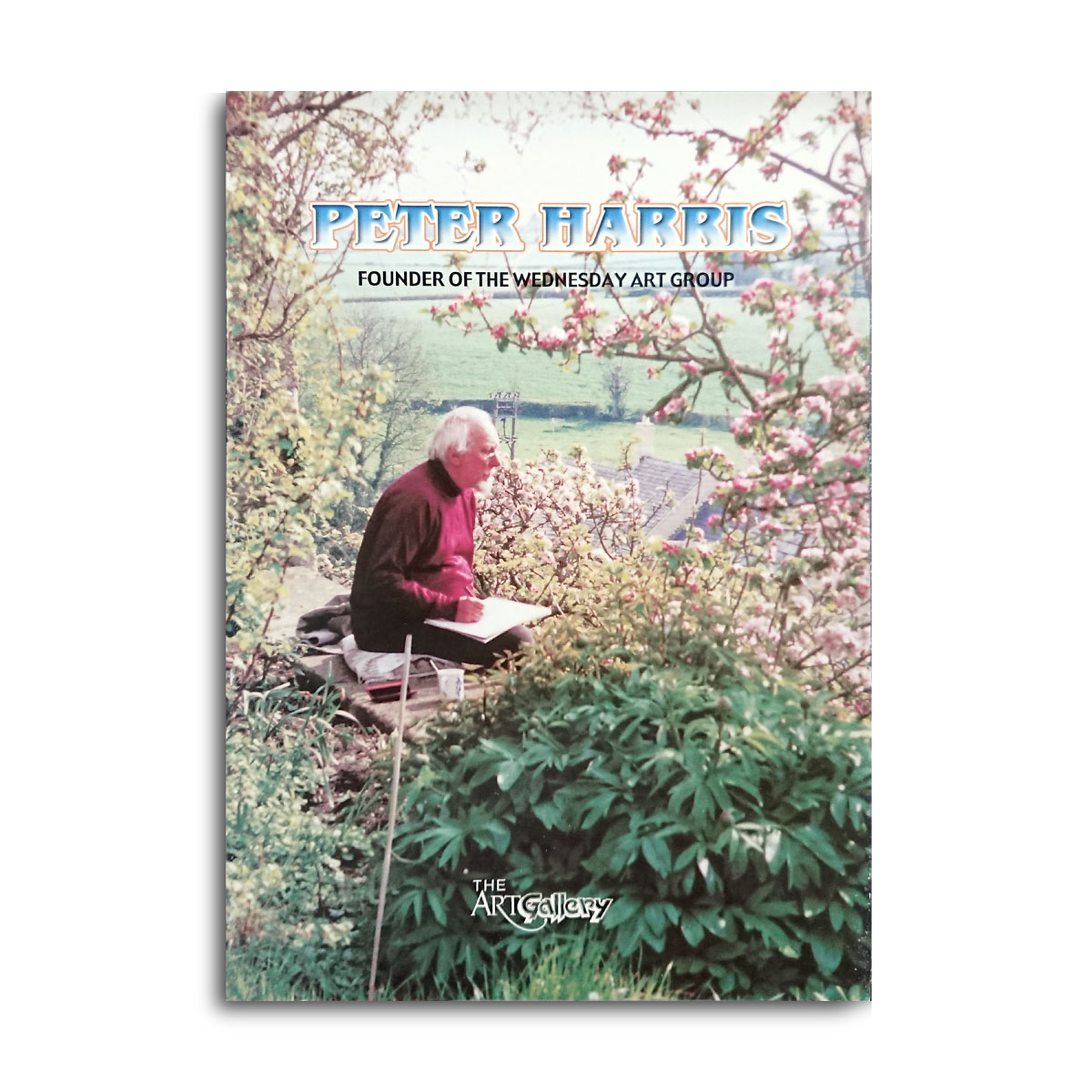 Peter Harris - Founder of The Wednesday Art Group